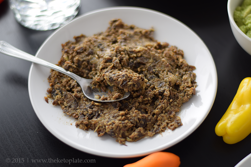 can i eat refried beans on keto diet